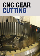 CNC Gear Cutting
